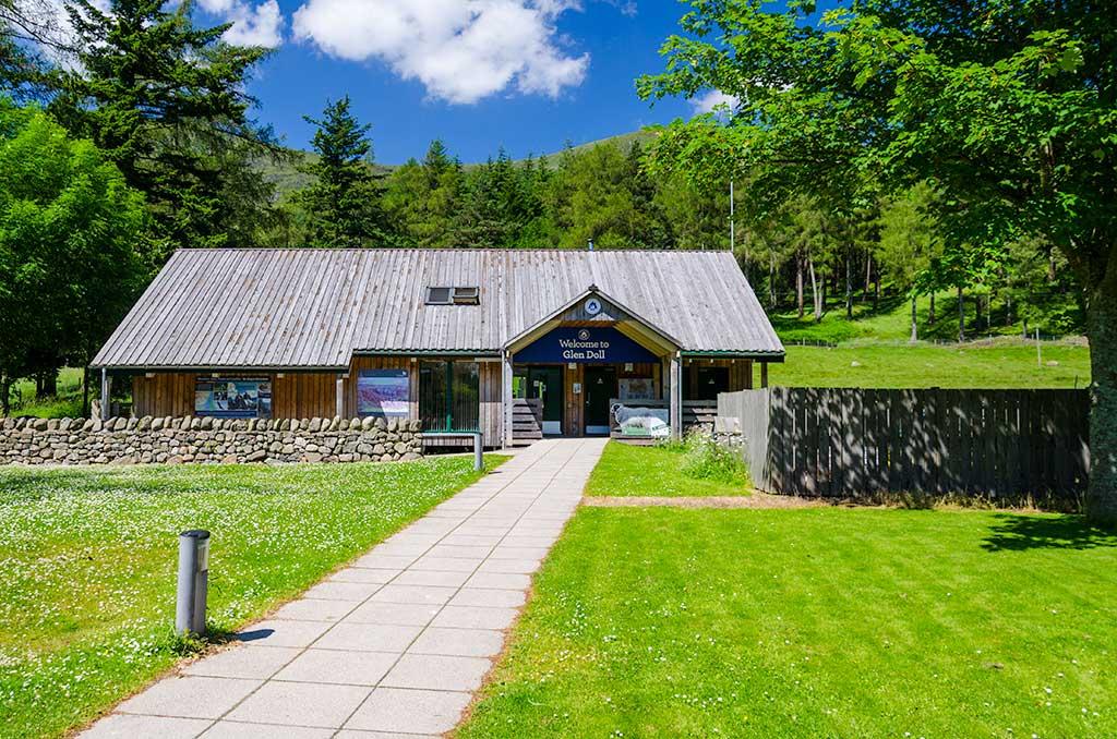 Glen Doll Visitor Centre
