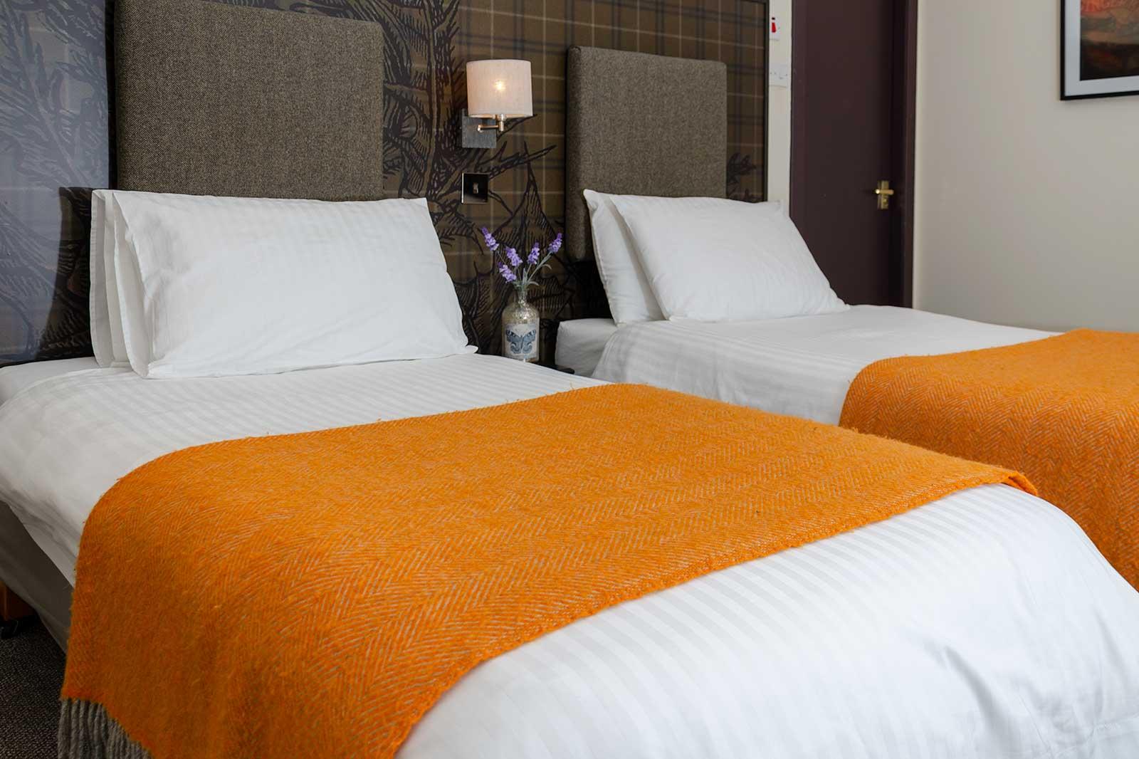 Standard Single Room  U00bb Thrums Hotel